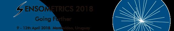 Sensometrics 2018