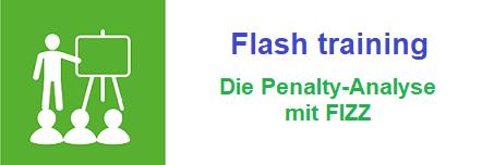 Flash-Training DE - Die Penalty-Analyse mit FIZZ